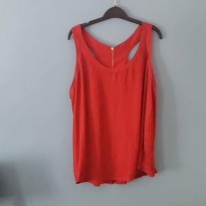 Express racerback blouse